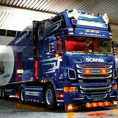 DameX - Google+ Big Rig Trucks, Trucks Only, Show Trucks, Used Trucks, Scania V8, Road Train, Volvo Trucks, Heavy Truck, Custom Trucks
