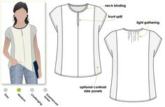 Sian Combo Top | Style Arc