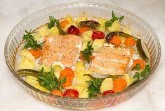 Ryba na zemiakoch Dairy, Cheese, Meat, Chicken, Cubs