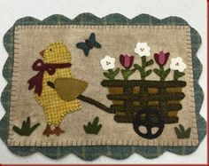 Cottons 'n Wool: March Sewing with Sandy