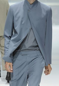 Menswear - pastel suits                                                                                                                                                      More