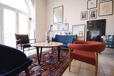 Verner Panton Room Hotel Alexandra Copenhagen