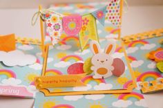 Doodlebug Design Inc Blog: Springtime Collection: Two Amazing Altered Projects by Sharm