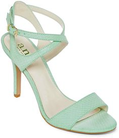 A.N.A a.n.a Hollie Open-Toe Strappy High Heel Sandals