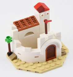 Colonial Fort – ArchBrick