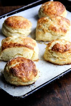 Buttermilk Biscuits with Maple & Sea Salt