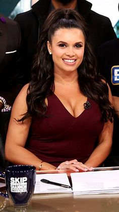 Joy Taylor, Fox Sports 1, Radio Personality, Swimsuits, American, Face, Sexy, Google Search