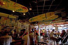 Hodad's is easily the most delicious hamburger spot that you can go to in San Diego. This place has the best burger I've ever eaten. It's definitely a fun place to eat with the friendly vibe of the locals, the music, and the beach several feet away.