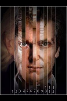 They make up one fine lookin dude.....but man is Eccleston ever pale!