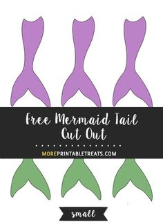 Free mermaid tail template small size shapes and templates free mermaid tail cut out small maxwellsz