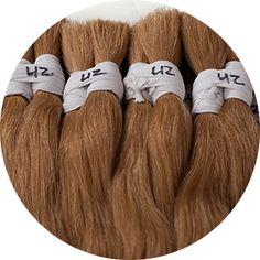 Uzbek Bleached Hair Brawn