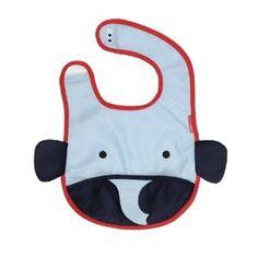 Skip Hop Zoo Bib, Elephant