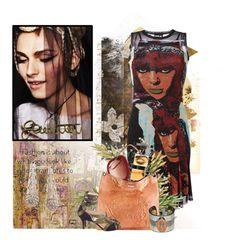 """""""Jean-Paul"""" by krystalkm-7 ❤ liked on Polyvore featuring Jean-Paul Gaultier"""