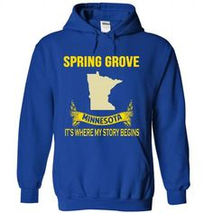 Cool SPRING GROVE T shirts