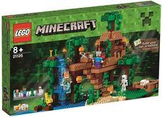 21125 LEGO Minecraft Djungelträdkojan