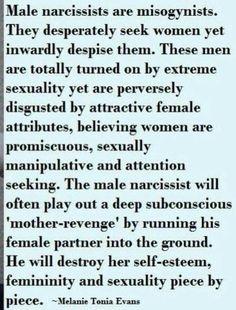 I've always said you secretly hate women...