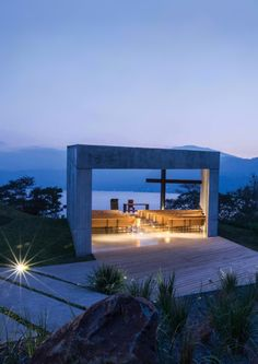 Capilla Cardedeu by EMC Arquitectura