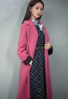 Yoona Snsd, Sooyoung, Im Yoon Ah, Korean Actresses, Girls Generation, Korean Girl, My Idol, Kpop, Duster Coat