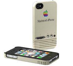 Original Mac iPhone cover #OSTT