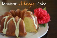 Mexican Mango Cake