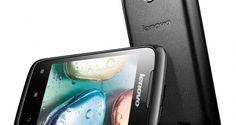 #Lenovo #A269i MTK6572 1.0GHz Dual Core Android 2.3 Smartphone 256M Ram 512M Rom Dual SIM 3.5 Inch HVGA TFT Screen 3G Black