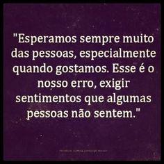 É isso aí :( #portugues