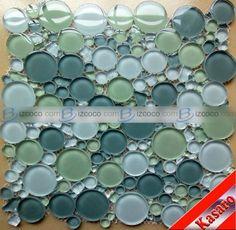 Circle Mosaic Bathroom Tile Floor(Place Of Origin:Zhejiang China (mainland) Brand Name:Kasaro )