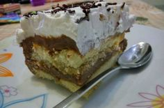 Dessert Recipes, Desserts, Greek Recipes, Tiramisu, Pie, Sweets, Chocolate, Ethnic Recipes, Food