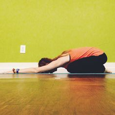 Great Yin Yoga sequence with playlist