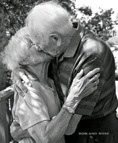Bob and Rose prove that Love Never Dies... (Bob, you romantic devil, you!) ~~ Houston Foodlovers Book Club