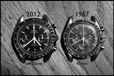 'Just might be my next watch! Omega Speedmaster 'Moonwatch' Co-Axial Chronograph. Self-Winding Automatic. Steel on leather strap. 44.25 mm. Ref. 311.33.44.51.01.001. Retails for 8,200 USD.