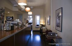 Propeller Coffee in Greenpoint is featured in the Top 10 Coffee Shops in Brooklyn (for Design Buffs)
