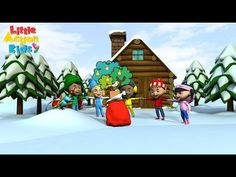 Twelve Days of Christmas | Christmas Songs By Little Action Kids - YouTube