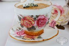 Hand-Carved High Tea Mini Cakes