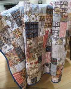 tim holtz creations | This is his first fabric collection, and it comprises of 3 design ...