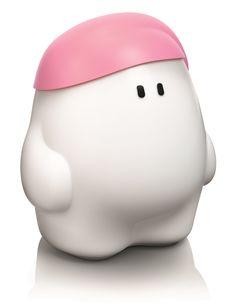 Kindernachtlampje myBuddy - Roze - Philips