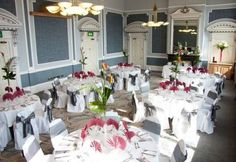 Huddersfield Town Hall Wedding Venue Near West Yorkshire