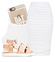 """#006"" by jaithebrat ❤ liked on Polyvore featuring Casetify and NLY Trend"