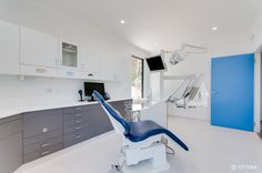 Riverlands Dental   Optima Healthcare Group #surgery #dentalpractice #dentalfitouts #healthcarefitouts #dentalchair #treatmentroom #dentist #examinationroom