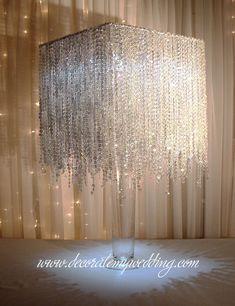 Unique Wedding Decoration   Romantic Centerpiece   DECORATE MY WEDDING