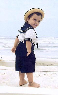 toddler sailor suit - Google Search