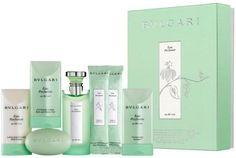 07e8f4406810b Bvlgari Eau Parfumee Au The Vert Gift Set by Bvlgari Perfume for Unisex 6  Piece Set