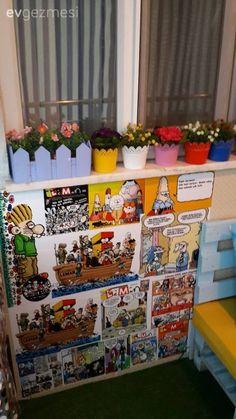 Denizli'de yaşayan becerekli ve zevkli ev sahibimiz Elif Hanım, paletleri boyayarak bir balkon takımı yapmış ve bunu rengarenk minder ve aksesuarlarla tamamlamış. Gördüğümüz en başarılı palet projeler...