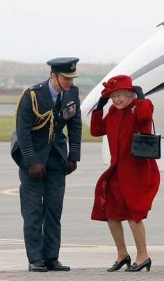 Queen Elizabeth II's outfits have become her trademark.