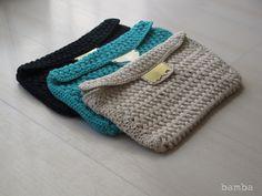 bambaparatejer: Nuevos colores para nuestros accesorios tejidos