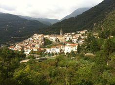 #Italy Pigna, one of the most beautiful villages in Italy. This is an Italy Different destination.