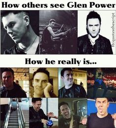 The Script - Glen Power