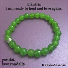 The friendly and joyous energy of this stone helps to create and seal friendships; clearing the heart and releasing the ego, which in turns cleanses the mind and soul of jealousy and anger – thus bringing about the sense of peace and quiet amusement which leads to solid friendships.#green #peridot  #love #yoga #mala #women #men #bracelets #bracelet #chakra #goals #happiness #bead #tibetan #beads# #mantra #healing #zen #meditate #karma #style #prayer #spiritual #meditation #friendship #lucky…