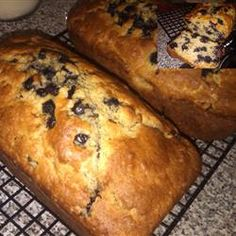 Blueberry Quick Bread Recipe on Yummly
