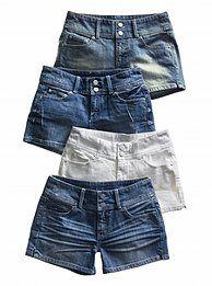 VS Hipster Shorts!